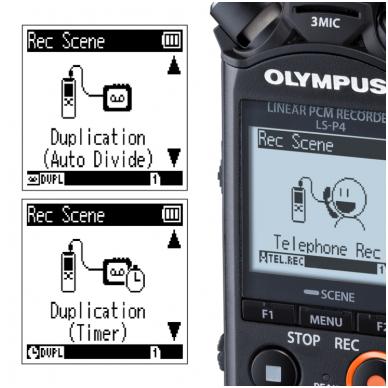 Olympus LS-P4 4