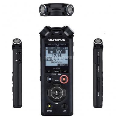 Olympus LS-P4 3
