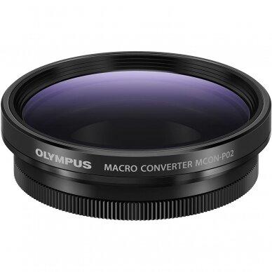 Olympus MCON-P02 Makro konverteris