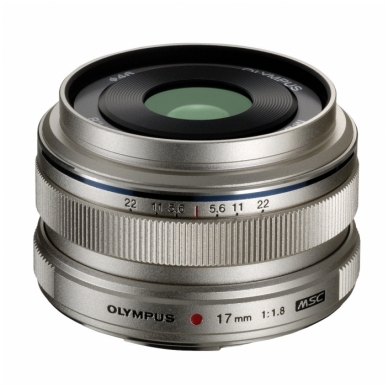 Olympus M.ZUIKO DIGITAL 17mm 1:1.8