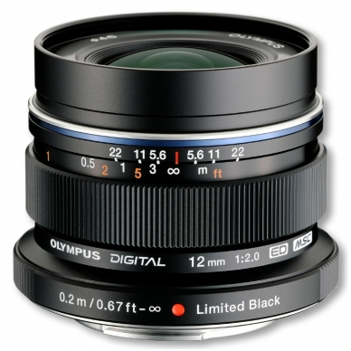 Olympus M.ZUIKO DIGITAL ED 12mm f2.0 4