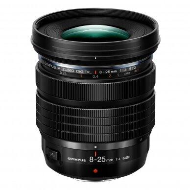 Olympus M.Zuiko Digital ED 8-25mm 1:4.0 Pro