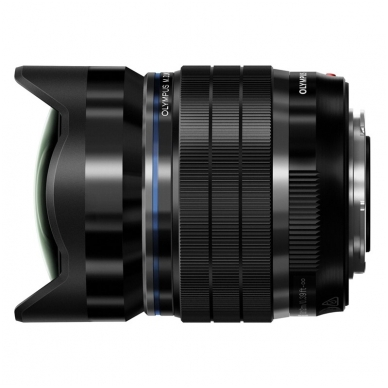 Olympus M.ZUIKO DIGITAL ED 8mm 1:1.8 FisheyePRO