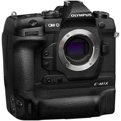 Olympus O-MD E-M1X 2