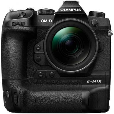 Olympus O-MD E-M1X 9