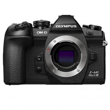 Olympus OM-D E-M1 mark III 3