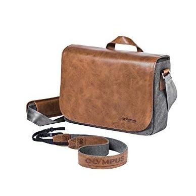 Olympus OM-D Messenger Leather
