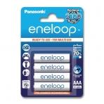 Panasonic Eneloop 4xAAA BK-4MCCE/4BE