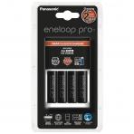 Panasonic Eneloop 4xAA 2450mAh (K-KJ55HCD40E)
