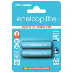 Panasonic Eneloop Lite 2xAA BK-3LCCE/2BE