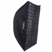 Phottix 2in1 Softbox with Grid 91x122 cm