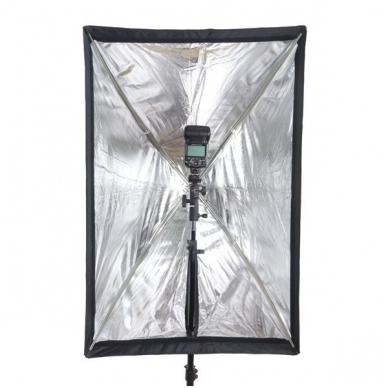 Phottix Easy-Up Umbrella Softbox 70x70cm 2
