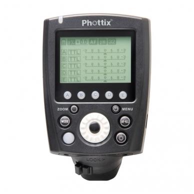 Phottix Odin II TTL paleidėjas 2