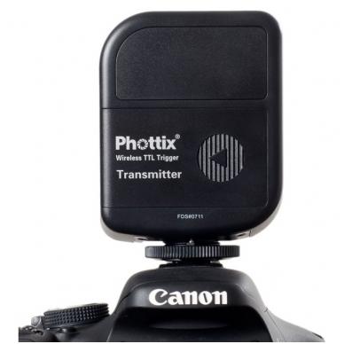Phottix Odin TTL blyksčių paleidėjas su imtuvu 4