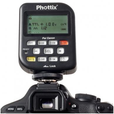 Phottix Odin TTL blyksčių paleidėjas su imtuvu 5