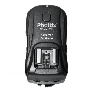 Phottix Strato TTL radio paleidėjai 3