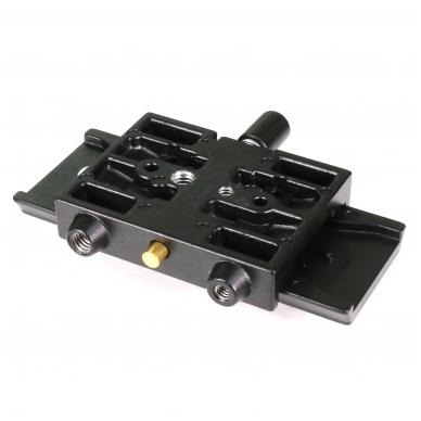 Plokštelės adapteris Manfrotto 357 2