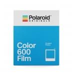 """Polaroid Originals 600 momentinės plokštelės """"spalvotos baltu rėmeliu"""""""