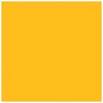 Popierinis fonas Colorama 2,72x11m Buttercup