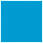 Popierinis fonas Colorama 2,72x11m Lagoon