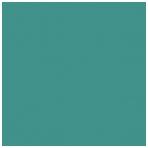 Popierinis fonas Colorama 2.72x11m Sea Blue