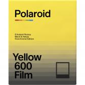Polaroid Duochrome Film 600 Black&Yellow EDI