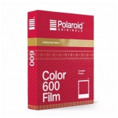 Polaroid Originals 600 Color FESTIVE RED