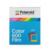 Polaroid Originals 600 momentinės plokštelės spalvotos su spalvotais rėmeliais
