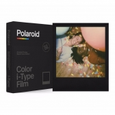 Polaroid Originals Color film I-Type BLACK FRAME