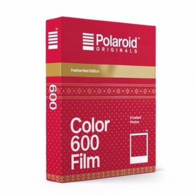 Polaroid Originals 600 Color FESTIVE RED