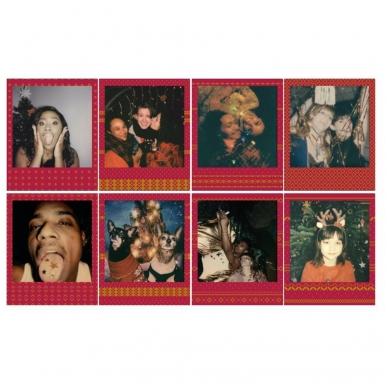 Polaroid Originals 600 Color FESTIVE RED 3
