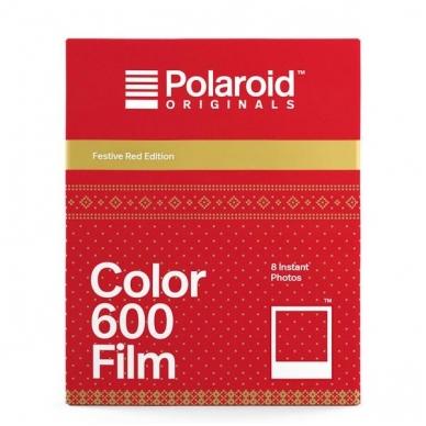 Polaroid Originals 600 Color FESTIVE RED 2