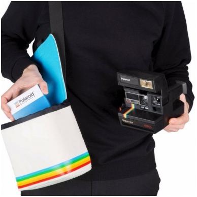 Polaroid Originals Box Camera Bag White 4