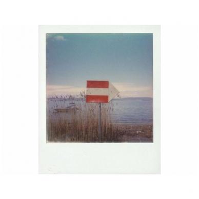 Polaroid Originals SX-70 Color momentinės plokštelės baltu rėmeliu 4