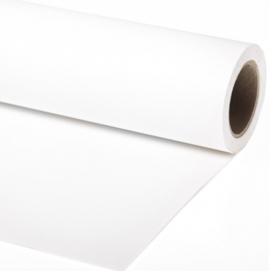 Popierinis fonas Manfrotto 2.72x11m Super White 2