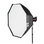 Quadralite Flex 120cm Octa Fast Folding Softbox