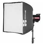 Quadralite Flex 60x60cm Fast Folding Softbox