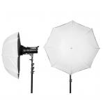 Quadralite skėtis/šviesdėžė