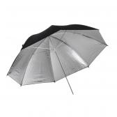 Quadralite sidabriniai skėčiai