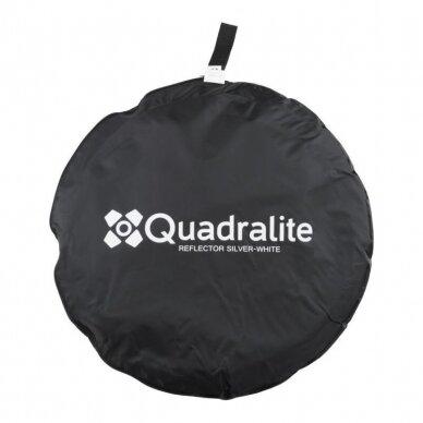 Quadralite 2in1 95x125cm reflektorius 4