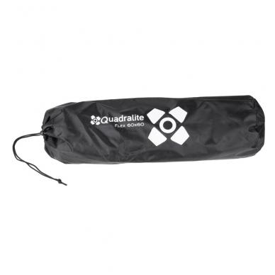 Quadralite Flex 60x60cm Fast Folding Softbox 5