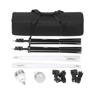 Quadralite LEDTuber Lighting Kit 3