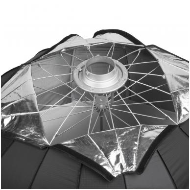 Quadralite Hexadecagon Softbox 8