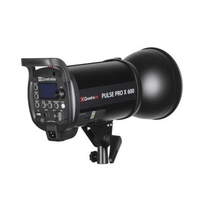 Quadralite Pulse PRO 600 X