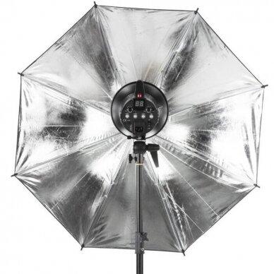 Quadralite Silver Umbrella 3