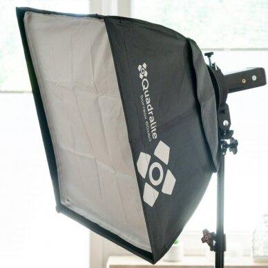 Quadralite Softbox 60x60cm 4