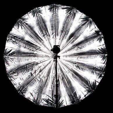 Quadralite SPACE Silver Umbrella 4
