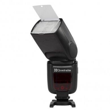Quadralite Stroboss 60 (Canon, Nikon, Sony, Fujifilm) 2