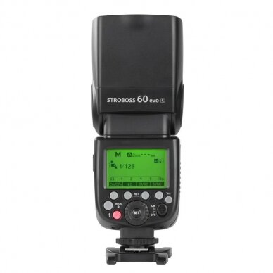 Quadralite Stroboss 60 EVO (Canon, Nikon, Sony, Olympus, Fujifilm)