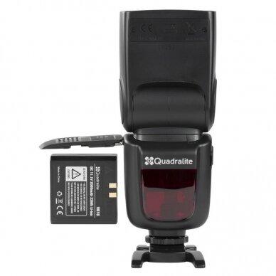 Quadralite Stroboss 60 EVO (Canon, Nikon, Sony, Olympus, Fujifilm) 5